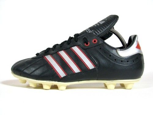 vintage ADIDAS EVERTON FG Football Boots uk 6.5 OG 80s rare made in Jugoslavia | eBay