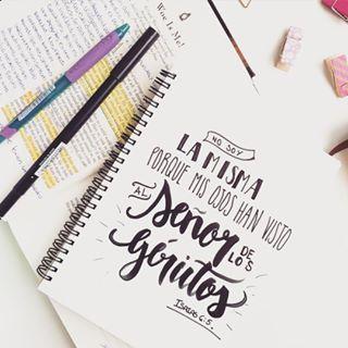 Es imposible tener una relación con Dios y permanecer igual. El mejor indicativo de una experiencia con Dios es un corazón transformado por el poder de Su Palabra. #LámparaAMisPies #Lettering #IllustratedFaith