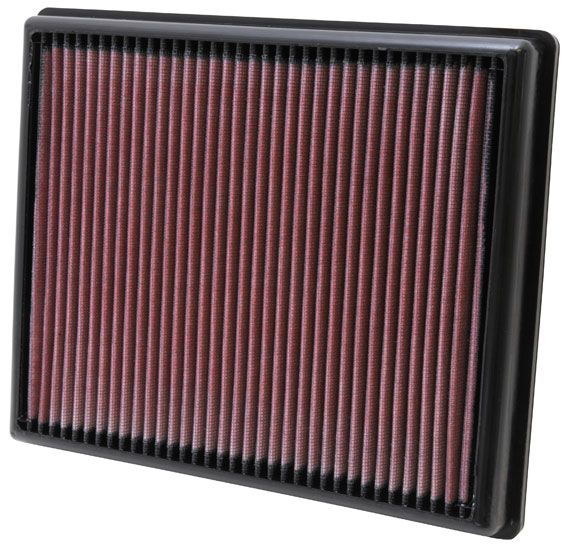 2012 & 2013 BMW 335i Models Get Performance Air Filter for Help with Horsepower and Torque #knfilters