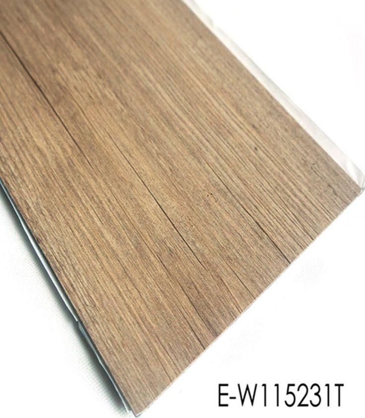 Best Dry Back Wood Grain PVC Flooring