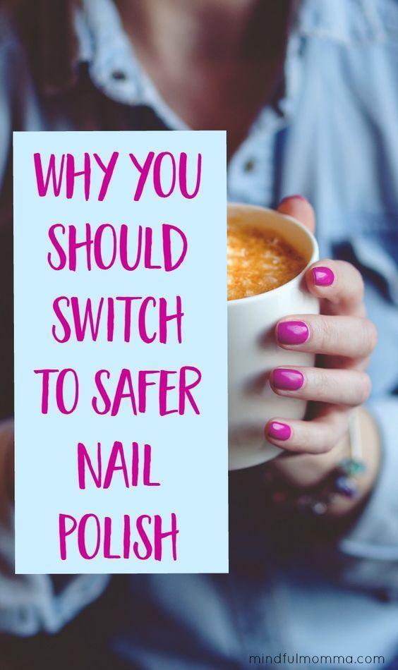 Warum Sie zu Safer Nail Polish + den besten Marken wechseln müssen – Eco Friendly Living