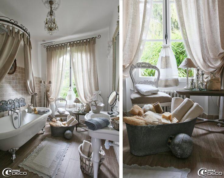 les 25 meilleures id es de la cat gorie baignoire sur pieds sur pinterest baignoire. Black Bedroom Furniture Sets. Home Design Ideas