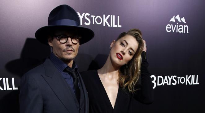 Amber Heard enceinte ? Johnny Depp pourrait être papa pour la 3e fois