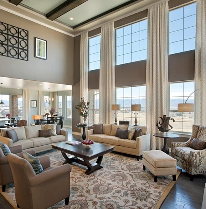 Great Room: 73 Best Great Rooms With Vaulted Ceilings Images On