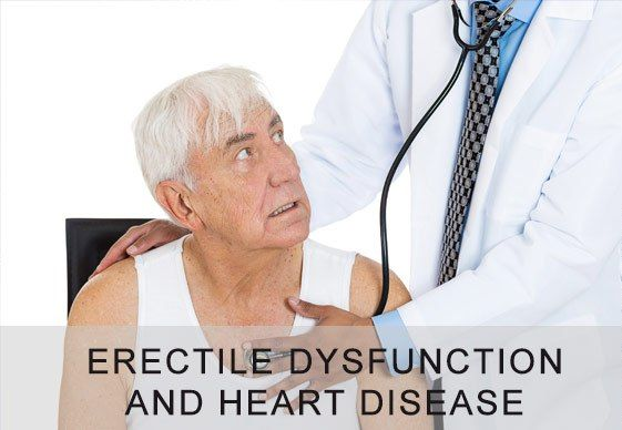 Erectile Dysfunction and Heart Disease May Be Deadly Duo - Canadian Family Pharmacy Voice