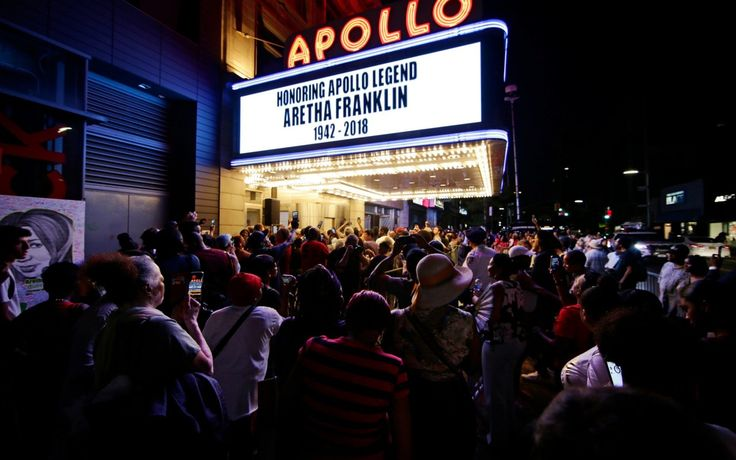 Fans will be able to pay tribute to aretha franklin before