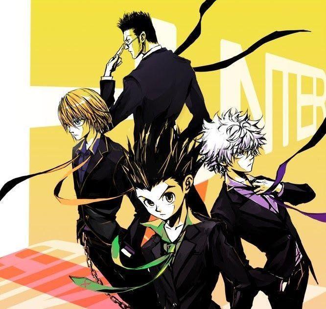 Anime Wallpaper Android Pinterest Hunter X Hunter Wallpaper