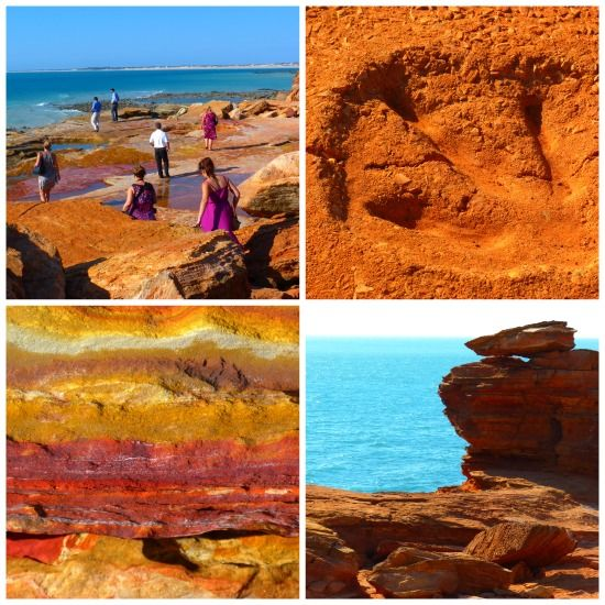 Colours of Beautiful Broome, Western Australia!