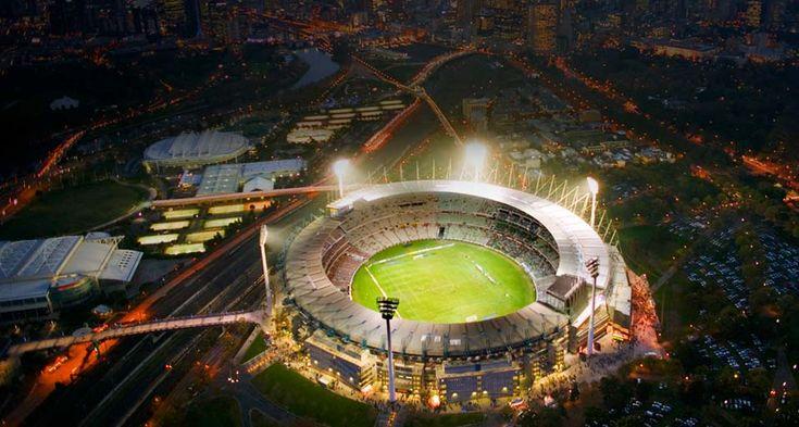 Bing Images - M C G - Melbourne