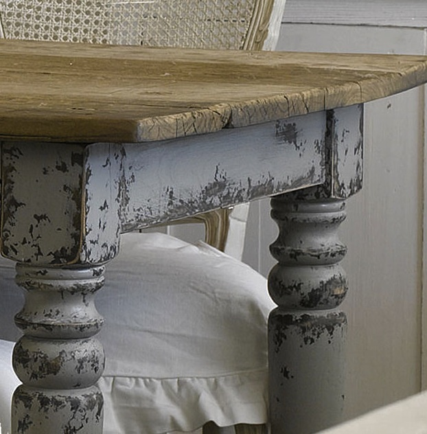 17 best Shabby chic dining table images on Pinterest | Shabby chic ...