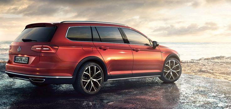 Volkswagen Passat Alltrack - große Bildergalerie
