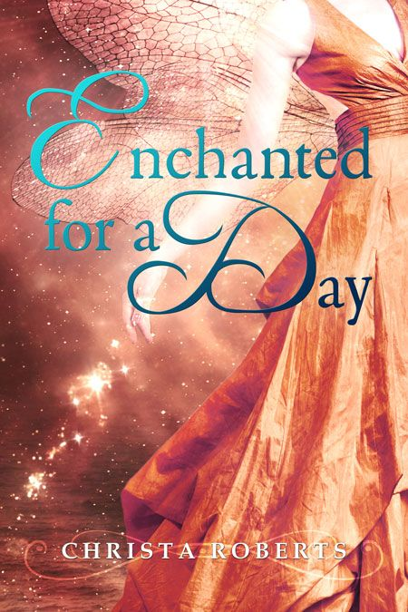 SOLD! Enchanted for a Day - Young Adult Fantasy Book Cover For Sale at Beetiful Book Covers
