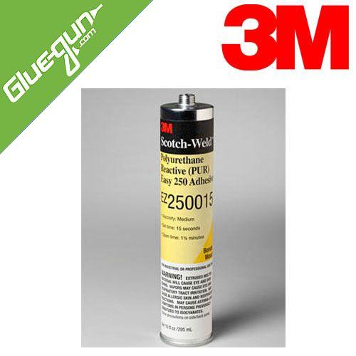 3M EZ250015 Polyurethane PUR Hot Melt Adhesive