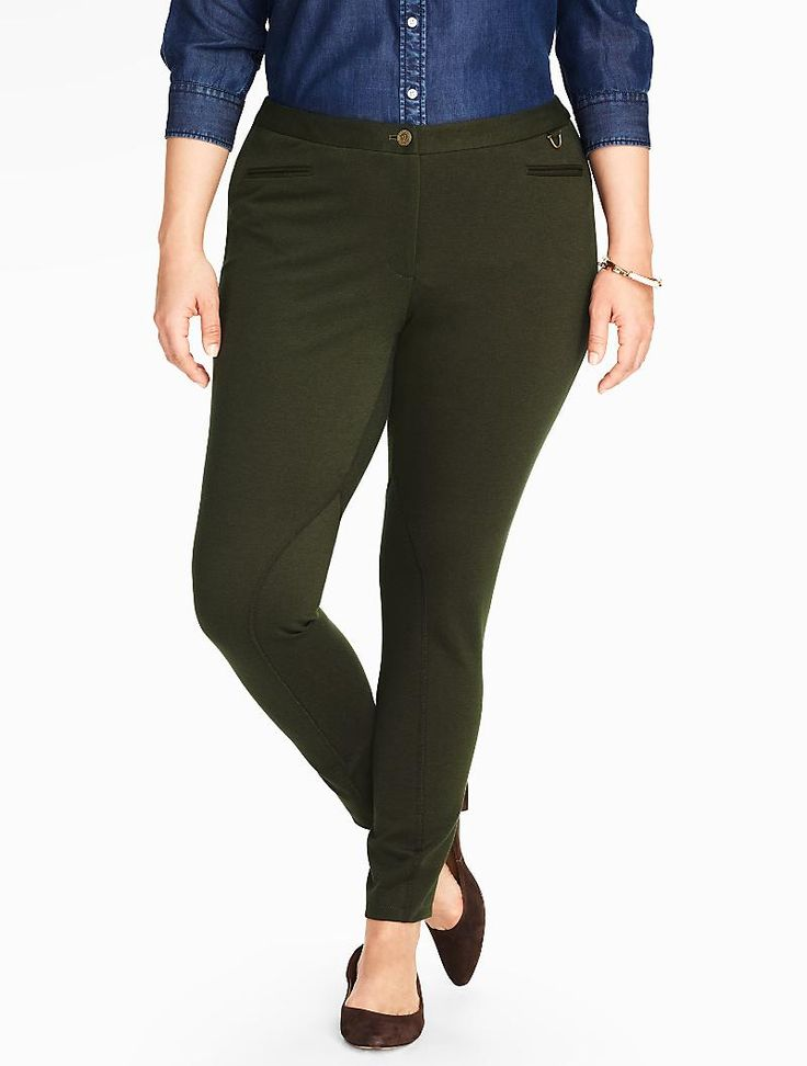Talbots - Talbots Dalton Riding Pant | Pants | Woman