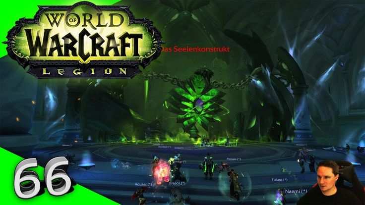 World of Warcraft Legion - #66 - Die klagenden Hallen [Let's Play][Gameplay][German][MMO] by VoodooDE