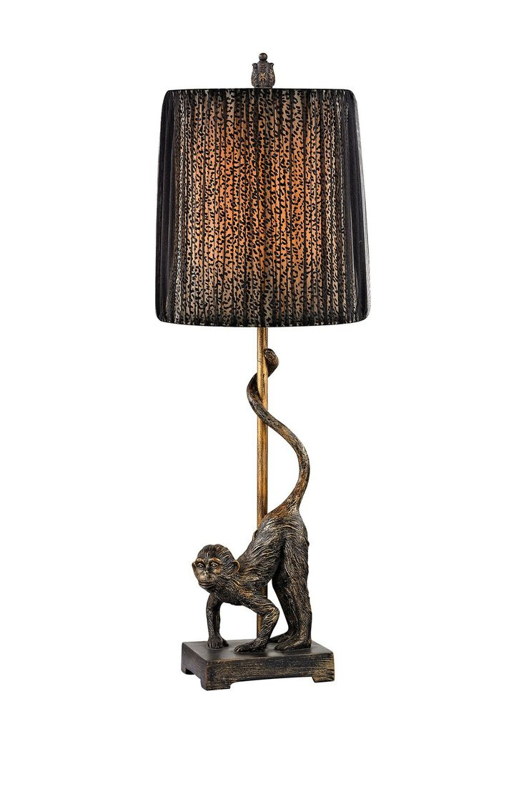 French monkey lamp - Love This Aston Monkey Table Lamp On