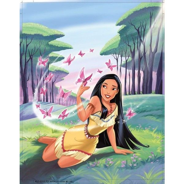 Sztuka cyfrowa ❤ liked on Polyvore featuring home, home decor and pocahontas