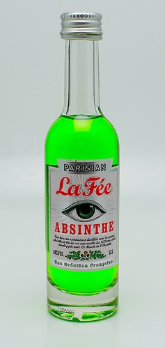 la fee absinthe by Mr Robin, via Flickr
