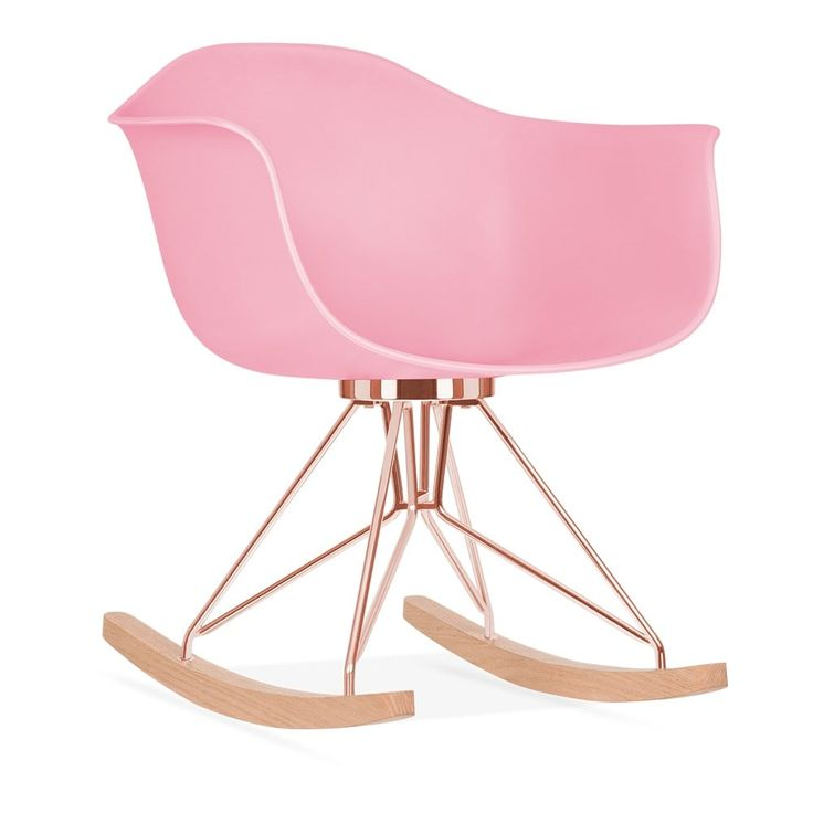 Cult Design Moda Gungstol CD4 - Godis Rosa