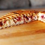 Leftover Turkey and Swiss Panini | The Pioneer Woman Cooks | Ree Drummond