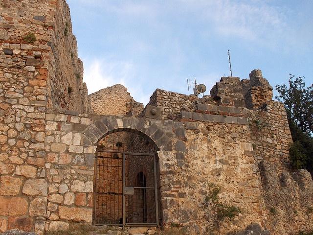 Castle - Alanya, Tyrkey