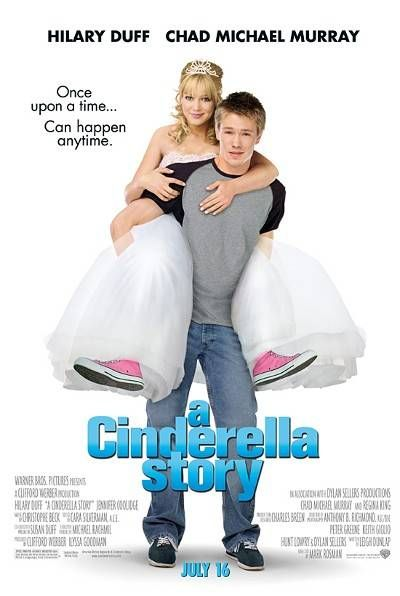 Romantic teen comedy version of Cinderella... well done