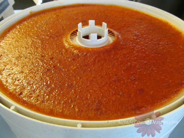Homemade Peach Fruit Leather Recipe