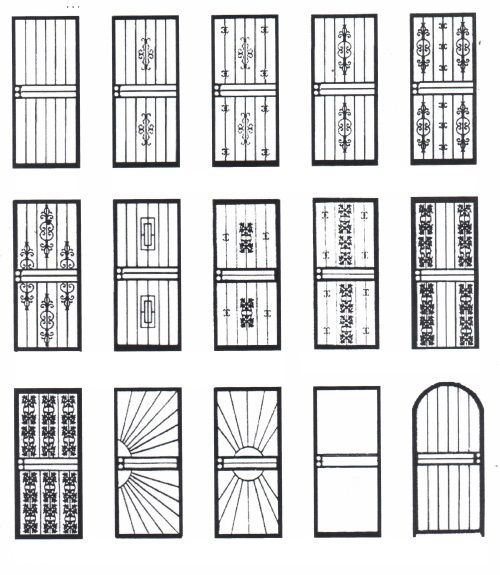 34 best Window features images on Pinterest | Window bars ...