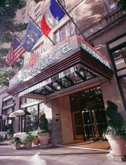The Heathman Hotel - Portland, Oregon  Voted #11 in Traveler's Choice 2012-The Best Hotels in the United States