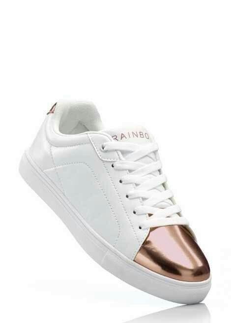Femmes Chaussures De Loisirs En Gris - Arc-en-bonprix Up0nfbuZ6z