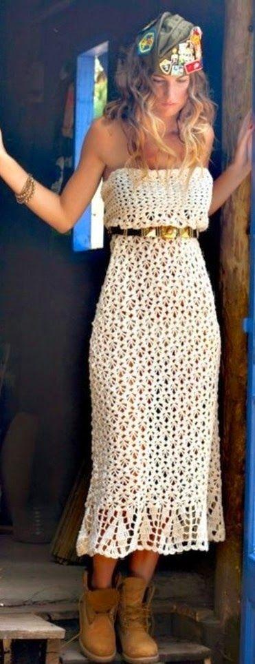 María Cielo: El vestido tejido II