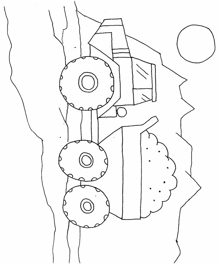 construction 2 coloring pages preschool - Friendship Coloring Pages For Preschool