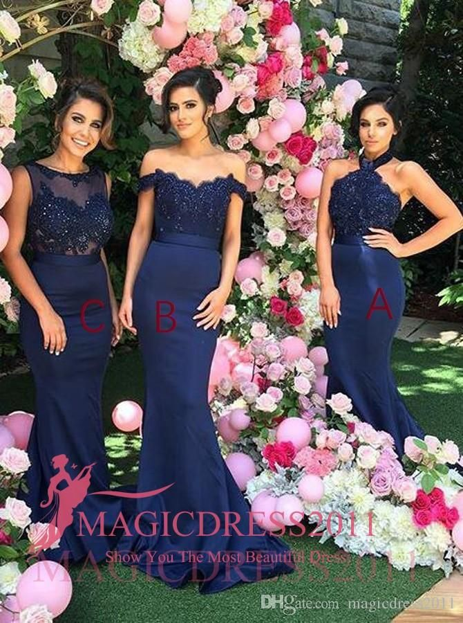 17 Best ideas about Mermaid Bridesmaid Dresses on ...