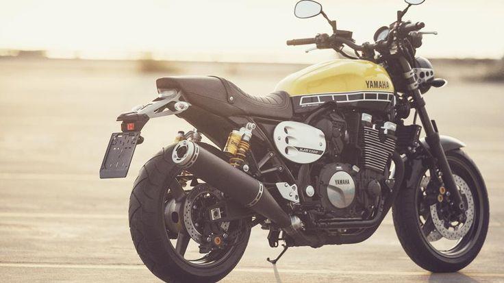 XJR1300 2016 - Motorcycles - Yamaha Motor Europe