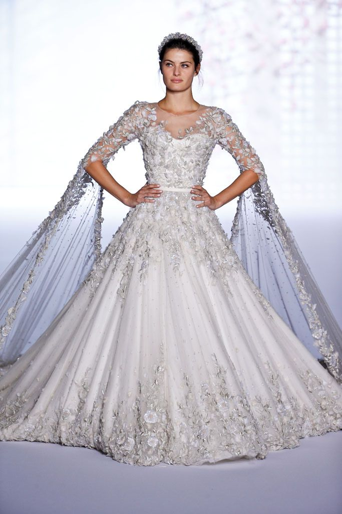 23 best ralph russo wedding gown images on pinterest for Ralph and russo wedding dress