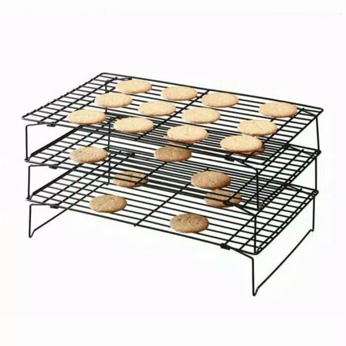 Harga 99 900 Rak Pendingin Kue Merk Light Cabinet 3 Tingkat Rak