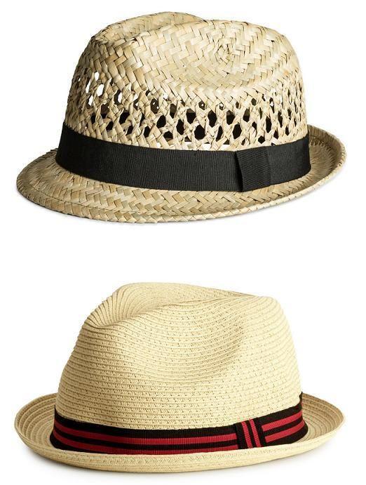 Tendencias Complementos y Gafas de sol para hombre Primavera Verano 2015| Sombreros