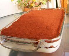 Tiramisú, auténtica receta italiana - Cocinillas.es