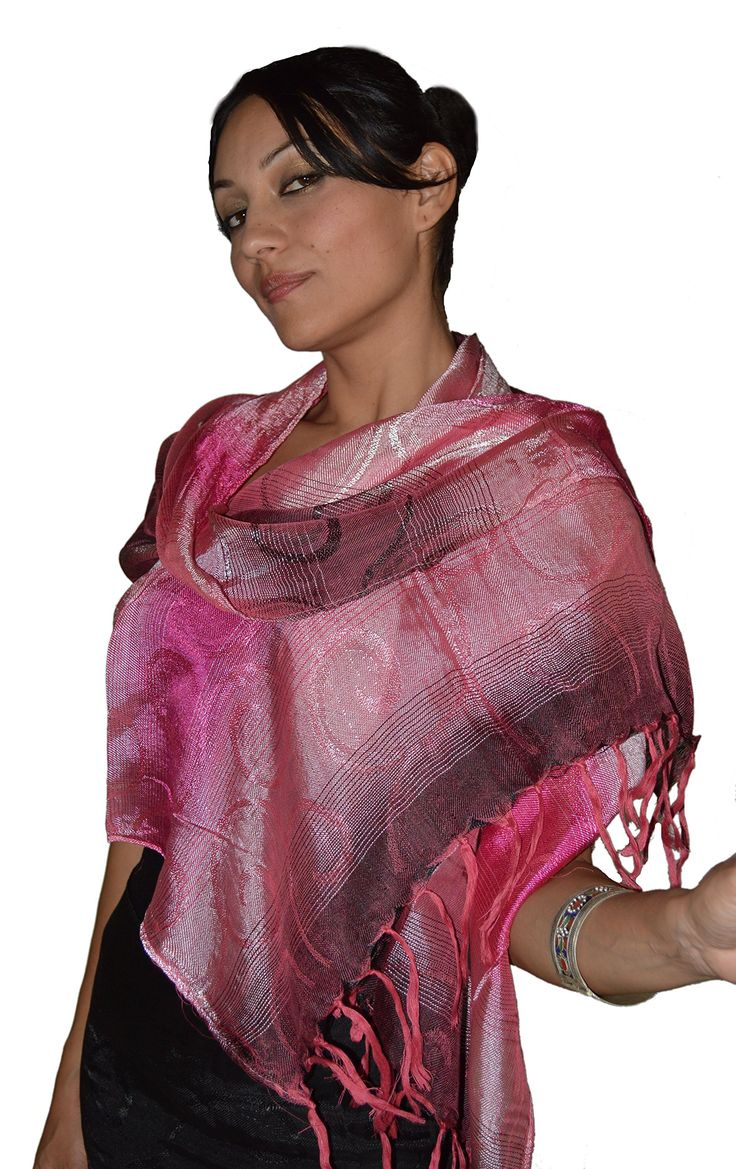 Moroccan Shoulder Shawl Breathable Oblong Head Scarf Silky Soft Exquisite Wrap. Soft Breathable Perfect for any occasion. Imported from Morocco Light weight easy to carry. Measurement: 60 inches long by 24 inches wide. Easy care Best if hand wash. Perfect for the head covering breathable.