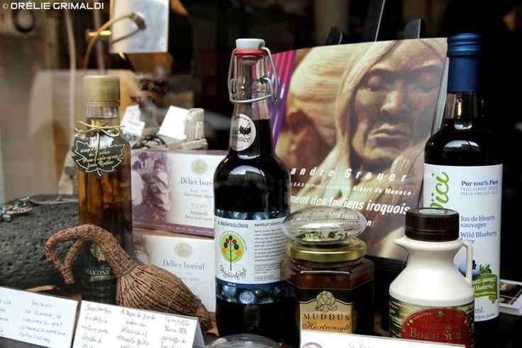 先住民のグルメ食品をパリで「ネイティヴ・デリカテッセン」