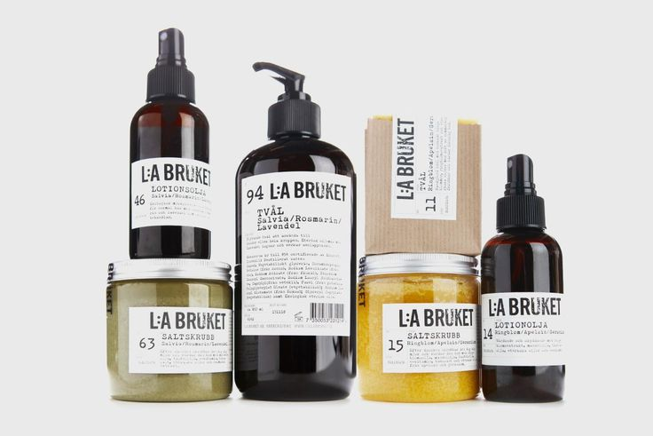 Just love this design for Lilla Bruket by Stefaco Grape. #packaging