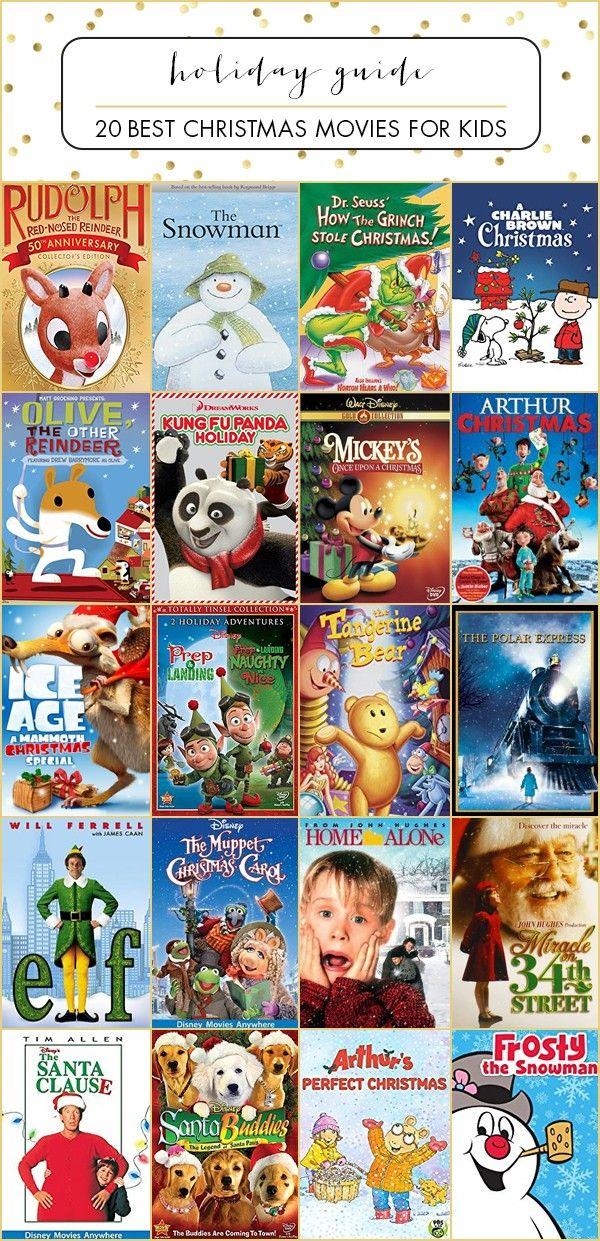 20 Best Holiday Movies for Kids | Hellobee | Bloglovin'