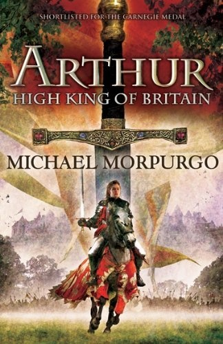 Arthur High King of Britain by Michael Morpurgo, http://www.amazon.co.uk/dp/1405239611/ref=cm_sw_r_pi_dp_Hmovrb1R4JQXY