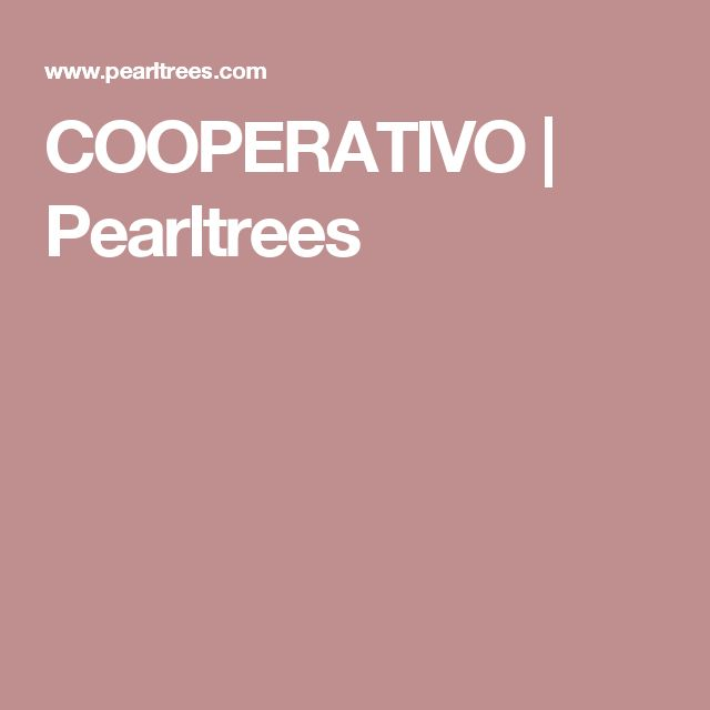 COOPERATIVO   Pearltrees