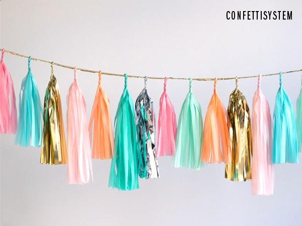 Styling: Confetti System Galard