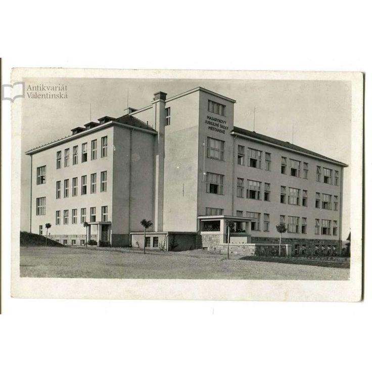 Český Brod, Kolín, škola - Antikvariát Valentinská