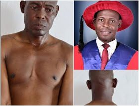 A rogue police squad in Edo State has serially brutalized Professor Sunday Edeko a Professor of Law with cutlasses hammers and teargas for daring to ask questions. The incident happened in the morning of April 13 2017.He was reportedly brutalised for over six hours like a common criminal andended up in the hospital.He had seen a young boy he identified as a relation of the former Speaker Edo State House of AssemblyThomas Okosun in a parked police van which made him slow down and asked the…