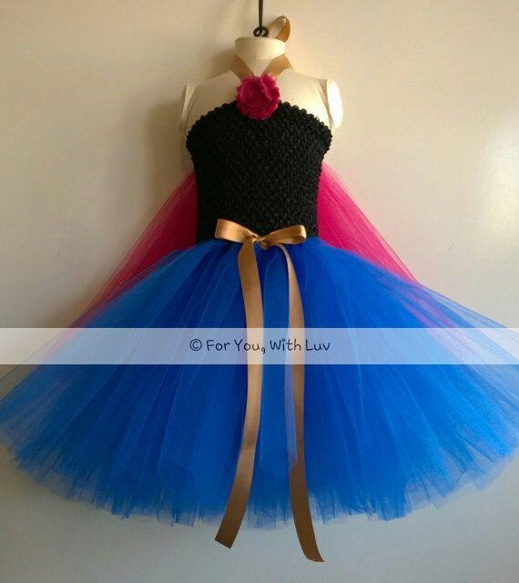 Tenue de princesse Tutu Dress anniversaire jeu par ForYouWithLuv