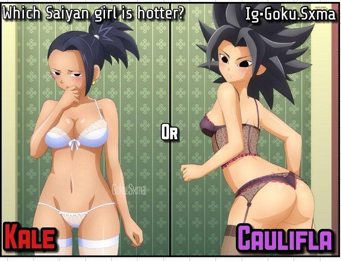 235 best caulifla x kale images on pinterest anime girls