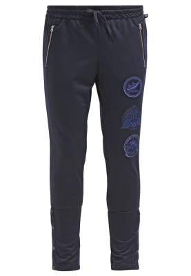 Adidas Originals Pantalón De Deporte Legink Los Pantalones De Deporte De Mujer Los pantalones de deporte de mujer combinados con una camiseta deportiva y unas zapatillas constituyen el equipamiento básico para poder realizar deporte en el gimnasio y al aire libre.